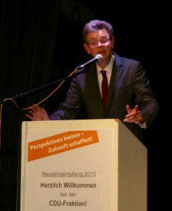 Neujahrsempfang der CDU Fraktion wieder ein voller Erfolg!