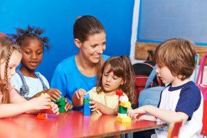 Kurzfristige Maßnahmen zur Schaffung weiterer Kindergartenplätze in Blatzheim