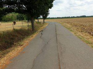 Sanierung Radweg süd-westlich Türnich-Brüggen