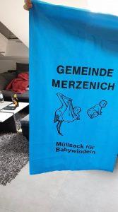 Windelsäcke für Familien mit Kleinkindern als Ergänzung zur Restmülltonne