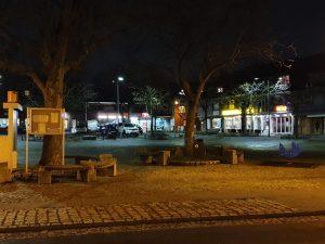 Gelungene Umgestaltung des Marktplatzes – Beleuchtung verbessern