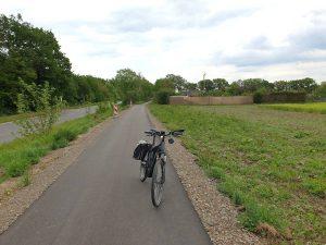 Weitere Lücke im Radwegnetz geschlossen