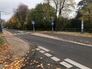 Verkehrssicherheit Kölner Straße in Kerpen