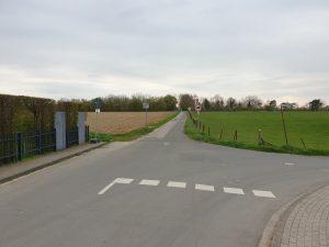 """Sperrung der Straße """"An den Fichten"""" in Blatzheim für den Durchgangsverkehr"""