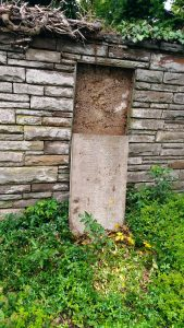 Sanierung Kriegerdenkmal in Buir